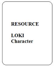 Loki char