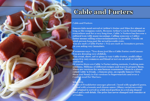 Cable and Furters