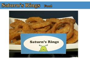 Saturnssrings