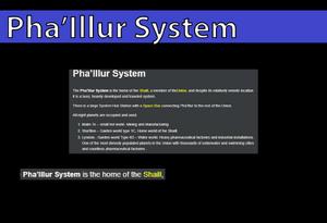 Pha'Illur System