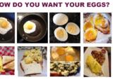 How do you like your eggs