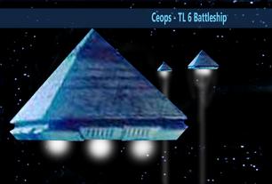 Ceops - TL 6 Battleship