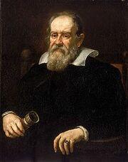 220px-Justus Sustermans - Portrait of Galileo Galilei, 1636