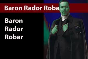 Baron Rador Robarq
