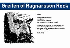 Greifen of Ragnarsson Rock
