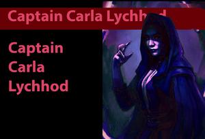 Captain Carla Lychhod