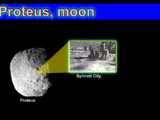 Proteus, moon
