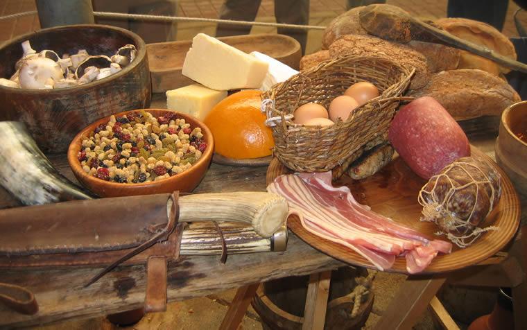 Viking Food And Diet