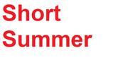 Shortsummer