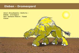 Dromepard