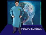 Psyco surg
