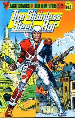 Stainless Steel Rat 003 00
