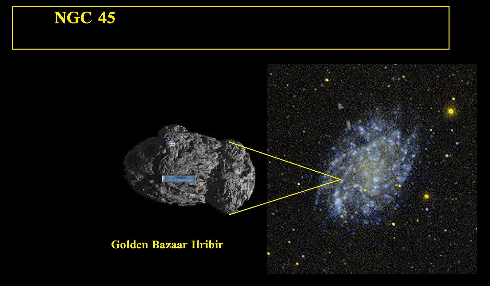 NGC 45   Galnet Wiki   FANDOM ...