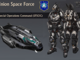 United Stars Space Force Special Operations Command