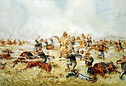 Custer Massacre