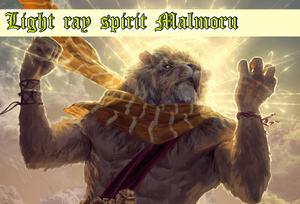 Light ray spirit Malmoru22