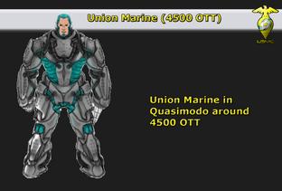 4500 ottt marine