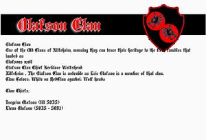 Olafson Clanw