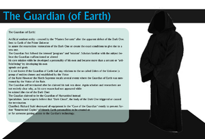 The guardian of earth