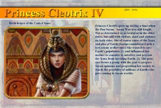 Princess cleo XXXX