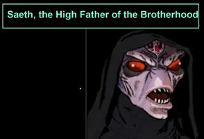 Saeth aka the High Father of the Brotherhood