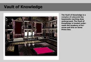 Vault of Knowledge