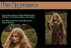Ilva Ragnarssone