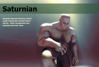 Saturnians