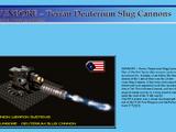 SUNBORE – Terran Deuterium Slug Cannons