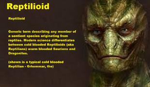 Reptilioid
