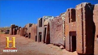 Ancient Aliens The Impossible Stone Blocks of Puma Punku (Season 9) History