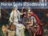 List of Norse gods and goddesses