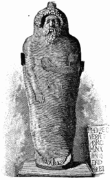 160px-Anthropoid sarcophagus discovered at Cadiz - Project Gutenberg eText 15052