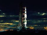 Saturn 5 rockets