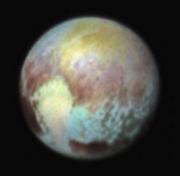 Pluto - color