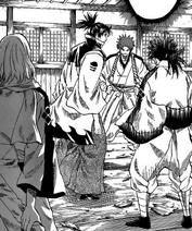 Iori Vs. Three Muhou Members