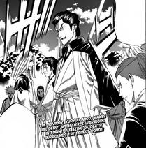 Kuryuu's Squad