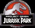 Project Origin Jurassic Park Logo alt.png