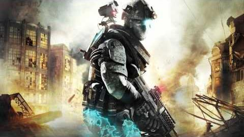 Ghost Recon Future Soldier (2012) Mountain Ride (Soundtrack OST)