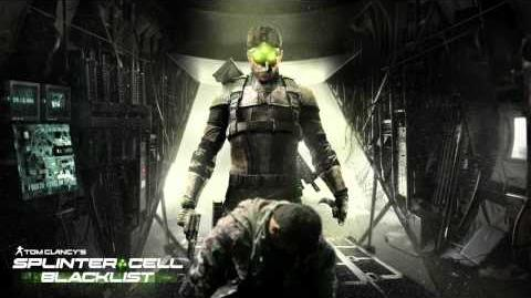 Splinter Cell Blacklist Soundtrack-Welcome to 4th Echelon