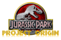 Project Origin - Jurassic Park Official Logo.png