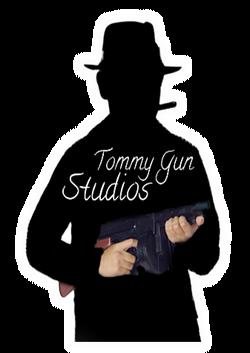 Tommy Gun Studios Logo v2