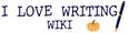 I Love Writing Wiki Wordmark