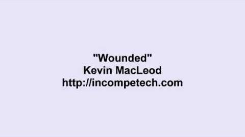 Kevin MacLeod ~ Wounded