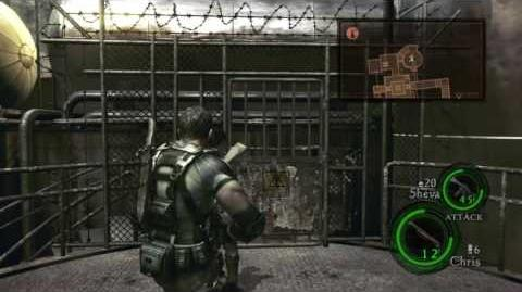 Resident Evil 5 AI