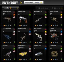 Mw-inventory