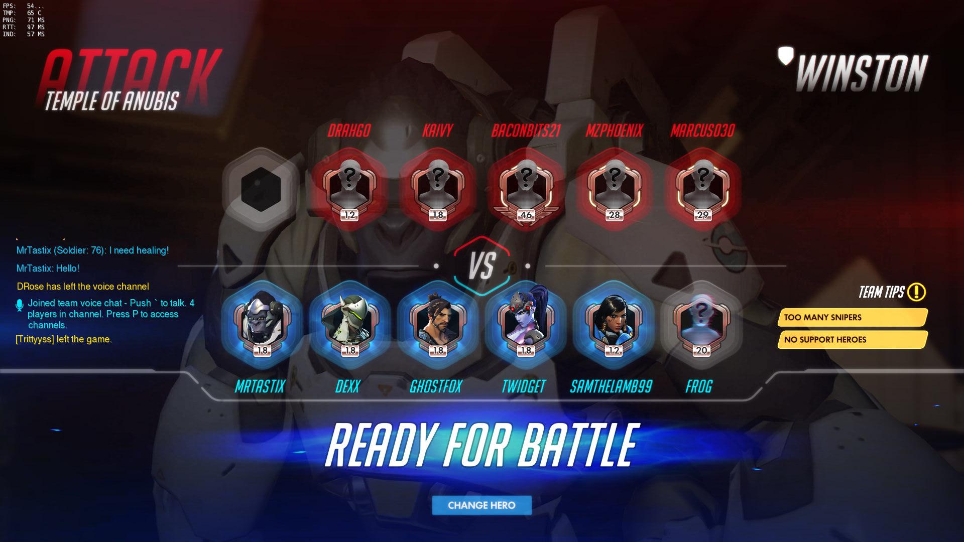 Matchmaking problemen BF4