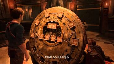 Uncharted puzzle 1