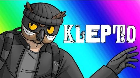 THE BEST BURGLARS EVER! (Klepto Funny Moments and GLitches)
