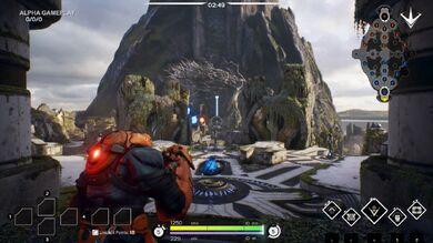 Paragon-Alpha-gameplay-video-highlights-combat-gameplay-mechanics-e1457040436381
